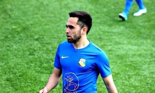 Экс-игрок «Астаны» продолжит карьеру в клубе Первой лиги