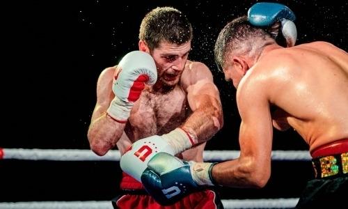 Российский боксер во время боя заразил гепатитом А украинского чемпиона WBA