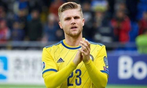 «Бесспорный основной игрок». Футболист сборной Казахстана нашел «свой» клуб в Европе