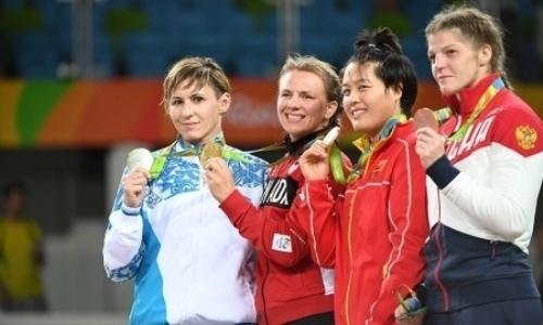 «Коллективный вздох облегчения». Победившая казахстанку в финале Олимпиады-2016 спортсменка высказалась о переносе Токийских игр