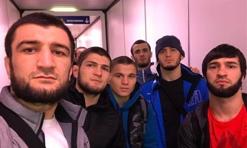 Ещё два бойца из команды Нурмагомедова отказались от участия в турнире UFC 249