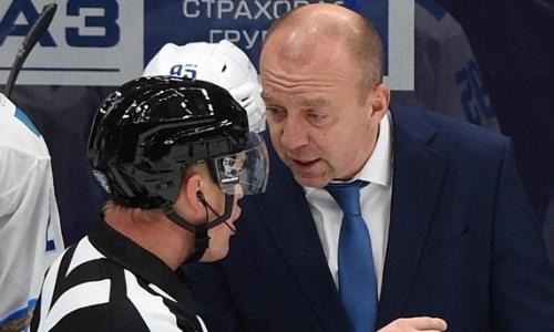«Обидно до слёз». Большое интервью Андрея Скабелки с ответами на все вопросы о «Барысе» и сезоне КХЛ