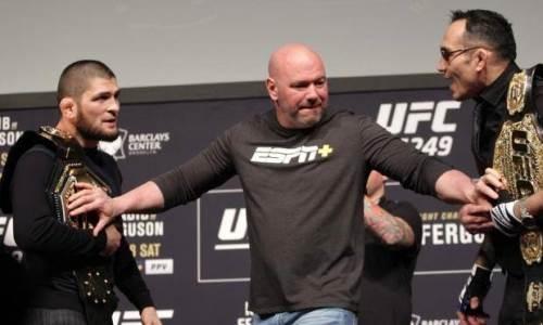 «Буду драться, 100%». Хабиб Нурмагомедов поставил UFC условие для спасения боя с Тони Фергюсоном