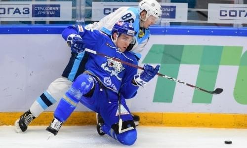 Есть шансы? Стартовал четвертый матч «Барыса» с «Сибирью» в виртуальном плей-офф КХЛ