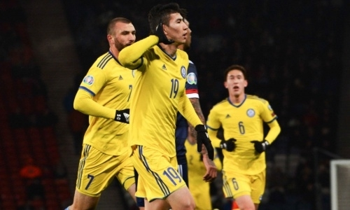 «Народ пойдет». Футболистов сборной Казахстана отправляют играть в Китай