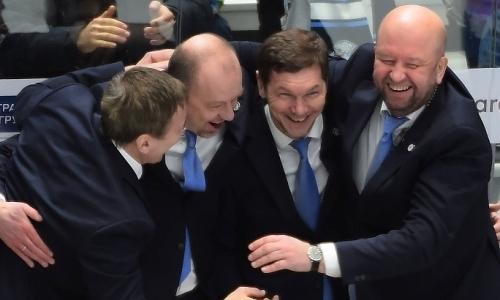 «Более весело со скромным бюджетом». «Барыс» поставили в пример обладателю Кубка Гагарина