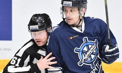 «Больше это затрудняет жизнь». Российский хоккеист вспомнил победу над «Барысом» и оценил его уровень