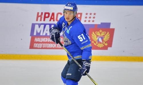 «Ради хоккея надо чем-то жертвовать». Капитан «Номада» подвел итоги первого сезона в ВХЛ