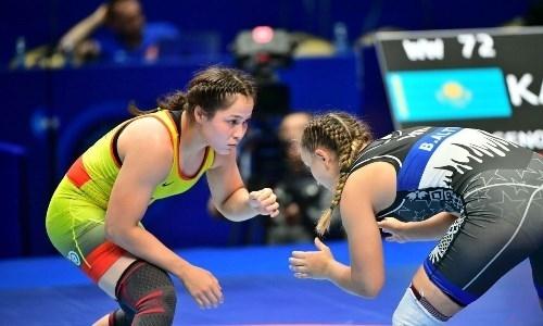 Казахстанские спортсменки попали в ТОП-4 мирового рейтинга UWW