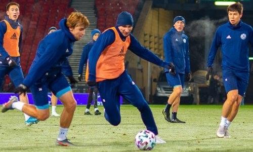 Казахстанский новичок участника еврокубка стал самым дорогим футболистом команды