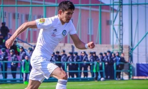 «Уехать не получилось». Футболист «Ордабасы» рассказал, чем занимается на базе во время карантина
