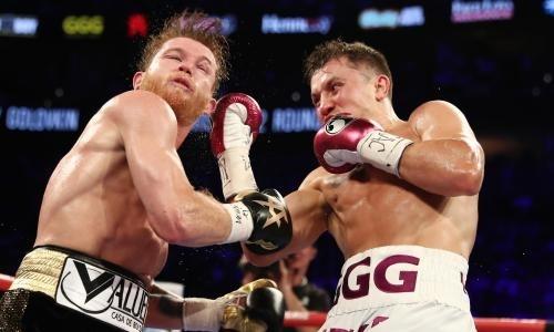 Непобежденный боксер назвал одного победителя двух боев Головкин — «Канело»