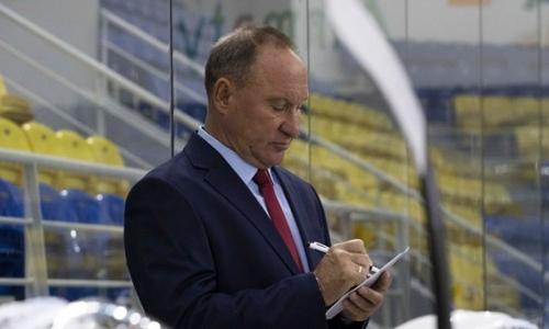 Проработавший всего два месяца тренер покинул клуб чемпионата Казахстана