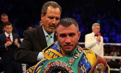 «Ломаченко — ненастоящий чемпион». Непобедимый американский боксер сделал громкое заявление