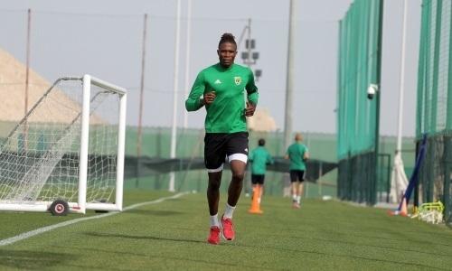 Клуб КПЛ дозаявил бывшего футболиста «Локомотива» из сборной Нигерии