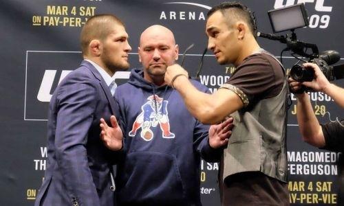 Турнир UFC, на котором должен был выступить Нурмагомедов, хотят провести в крайне неожиданном месте