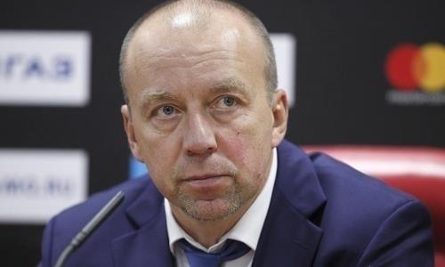 Скабелка определился с новым клубом после ухода из «Барыса»