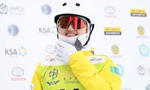 Казахстанская спортсменка показала крутой лайфхак для домашних тренировок. Видео
