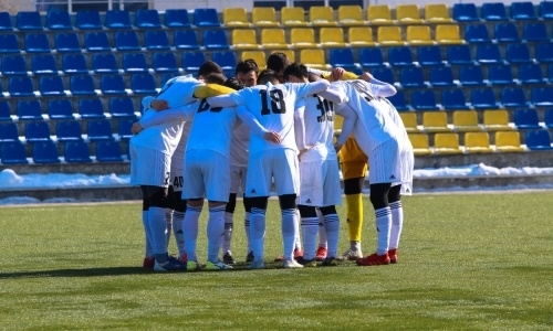 Представлена заявка «Жетысу Б» на сезон Первой лиги 2020 года