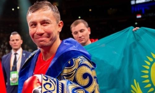 Он — казахстанский супергерой! Геннадию Головкину исполнилось 38 лет