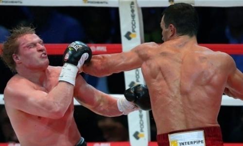 «Хочется боксировать». Поветкин удивил заявлением о реванше с Кличко