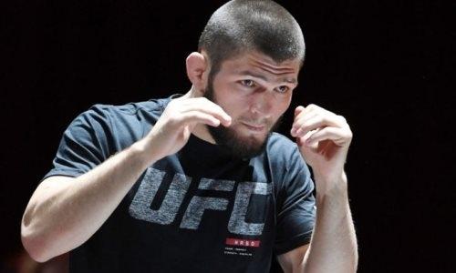 Хабиб Нурмагомедов предложил бой в UFC двукратному олимпийскому чемпиону