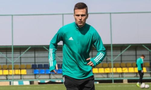 «Атырау» официально объявил о подписании российского футболиста