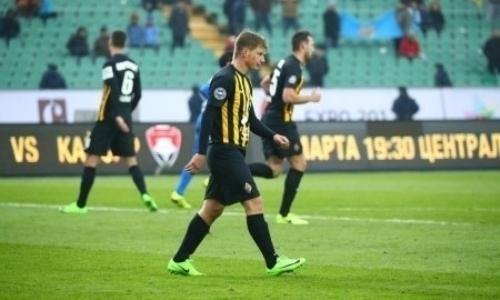 Бывший звездный футболист «Кайрата» стал курьером и пожаловался на жизнь