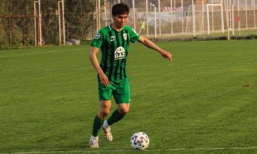 «Атырау» официально объявил о подписании игрока «Акжайыка»