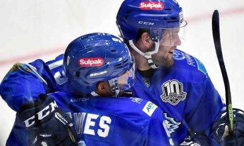 Появилась информация о возвращении в «Барыс» двух бывших лидеров команды