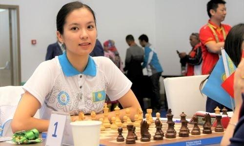 Известная казахстанская шахматистка сыграет за сборную мира на международном турнире
