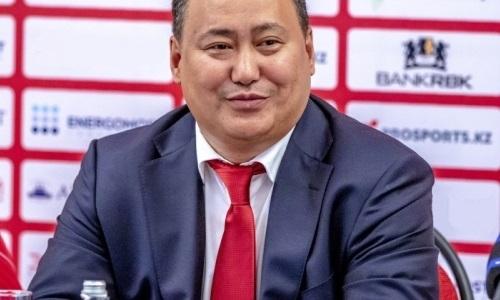 «Например Роналдиньо, Неймар, Марсело». Президент «Кайрата» обсудил открытие футзальных команд при футбольных клубах