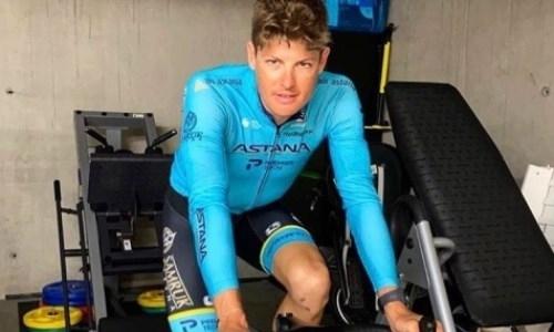 «Астана» заняла второе место по итогам пятого этапа виртуального «Джиро д'Италия»