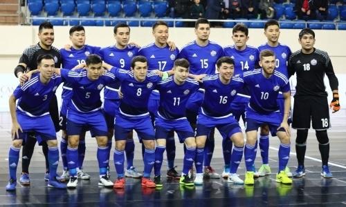 Сборная Казахстана по футзалу рискует не сыграть на чемпионате мира в этом году