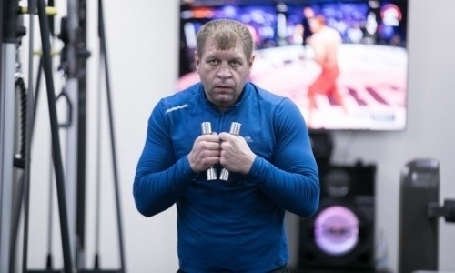 «Мы заставляем его». Кадыров и Емельяненко удивили деталями своих тренировок. Видео