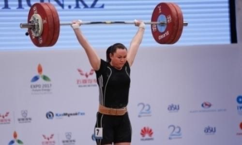 Призерка Олимпиады из Казахстана дисквалифицирована на четыре года за допинг