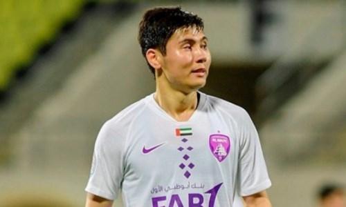 Бауыржан Исламхан попал в список самых ценных игроков чемпионата ОАЭ