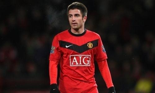 Чемпион Англии в составе «Манчестер Юнайтед» переходит в «Кайрат»