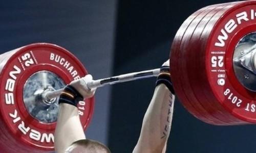 Сборная Казахстана по тяжелой атлетике приступила к сборам