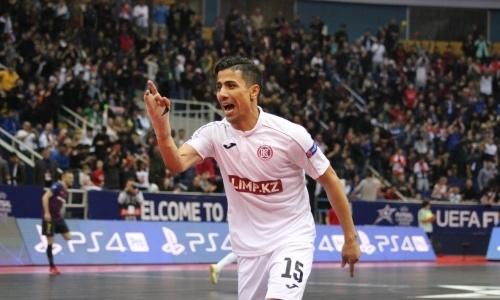 Тайеби обратился к болельщикам «Кайрата» после объявления об уходе из клуба