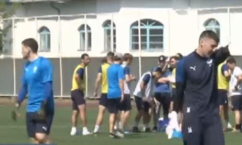 Наставник «Иртыша» и аким Павлодарской области высказались о судьбе клуба. Видео
