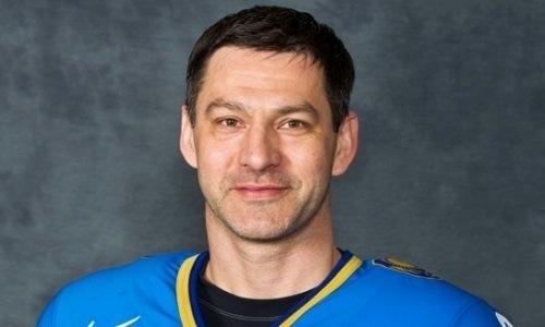 Легендарный хоккеист Антипин станет генеральным менеджером казахстанского клуба