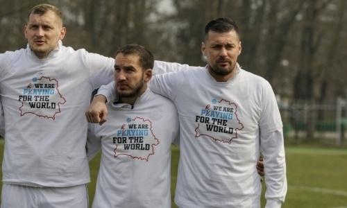 В Беларуси выбирали самого сексуального футболиста. Одноклубник экс-игроков КПЛ Гордейчука и Кисляка был близок к победе