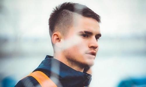 Тимур Рудосельский подписал контракт с европейский клубом