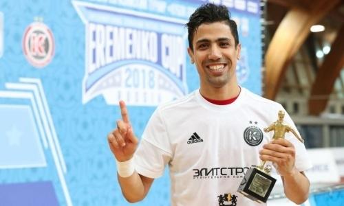 Тайеби выбрал новый клуб после ухода из «Кайрата»