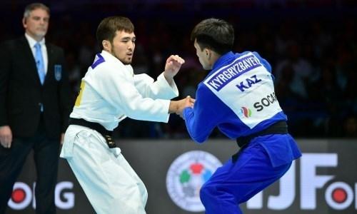 Сбор команды Казахстана по дзюдо перенесен на неопределенный срок