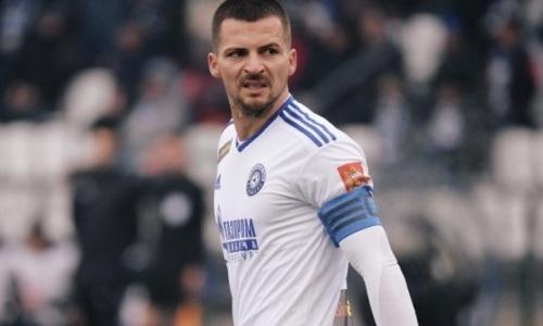 Главный тренер ЦСКА разоблачил «трансфер» в клуб бывшего игрока четырех команд КПЛ