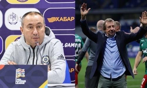 Бывший наставник «Астаны» и сборной Казахстана мог заменить Семина в московском «Локомотиве»