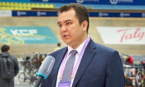 Генсек Казахстанской федерации велосипедного спорта покинул свой пост