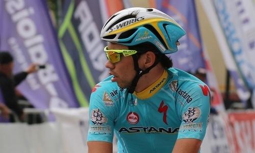 Участие лидера «Астаны» в «Тур де Франс» под угрозой. Выяснены причины